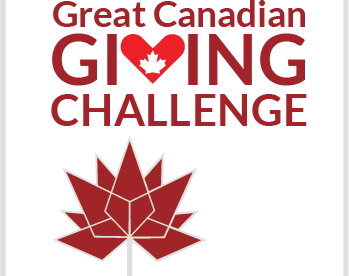 June is the Great Canadian Giving Challenge!