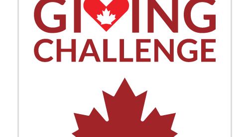 Help us win $10k: June is the Great Canadian Giving Challenge